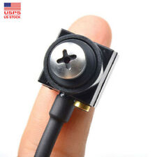 US store Mini screw HD Cam Spy Hidden micro CCTV Home Security Camera Pinhole