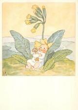 Ancienne carte artiste bohatta-Morpurgo vierge Müller verlag Nº 3733 col.