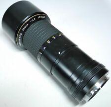Nikon Nikkor AI Ed 4.5 300 mm objectif. transformé pour Leica R