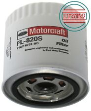 K FI MOTORCRAFT FL-500-SB12 Engine Oil Filter-VIN