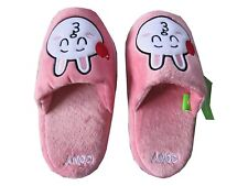 LINE Friends Cony Costume Plush Doll Toys Fancy Shoes Indoor Slippers One Size
