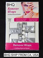 Lite Foil Remover Wraps, 250 Count