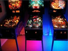 Pinball RGB Cabinet Light Mod INDIANA JONES 24 X-MEN TRANSFORMERS AVENGERS