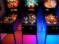 Stern Pinball RGB Cabinet Light Mod T3 LOTR ST IJ 24 X-MEN TRANS AVENGERS etc