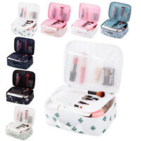 Travel Cosmetic Makeup Bag Toiletry Storage Case Portable Pouch Wash Organizer