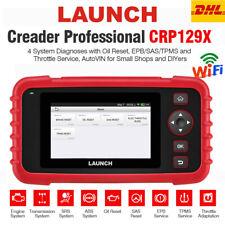 Launch X431 Crp129x Obd2 Lettore codice Diagnostico Scanner EPB SAS Ripristino
