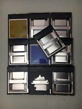 10x Cámara Instantánea Polaroid 600 usado Cartuchos Usados/vacío Trabajo Lote Repuestos Reparación