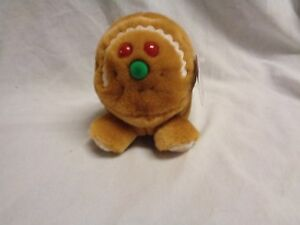 NWT SWIBCO Plush Puffkin SPICE the Cookie Excellent Condition