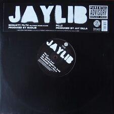 """Jaylib - McNasty Filth / Pillz 12"""""""