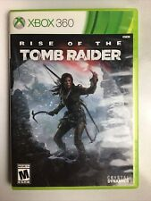 New listing Rise of the Tomb Raider Tested (Microsoft Xbox 360, 2015)