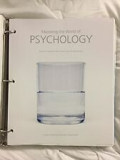 Mastering The World of Psychology for Broward College Looseleaf