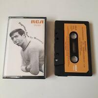 MORRISSEY DAGENHAM DAVE CASSETTE TAPE SINGLE 1995 ORANGE PAPER LABEL RCA UK