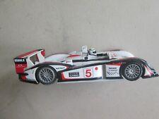 Scx slot car Audi R8 Le Mans Japan F&B lights 1/32 suits Scalextric track Vgc 20
