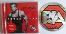 PETER ANDRE - FLAVA  1996 CD SINGLE