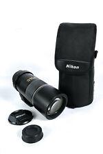 Nikon AF-S 300mm F/4 D ED IF Autofocus Lens