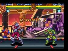 Teenage Mutant Ninja Turtles - Tournament Fighters PAL SNES