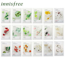 10pcs innisfree My Real Squeeze Mask 20ml