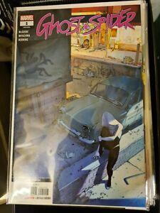 Ghost-Spider #1 2nd Print Variant Unread NM-