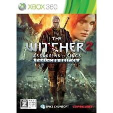 Xbox360 The Witcher 2: Assassins of Kings Enhanced Edition  Japan Import