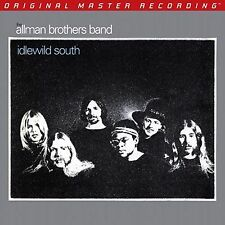 The Allman Brothers Band - Idlewild South [New CD] Gold Disc, Ltd Edition MOFI