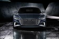 G1206 New Audi Q8 S Line 2018 Sportcar Laminated Poster FR