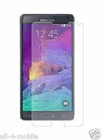 3 New Membran Brand Screen Protectors Protect for Samsung Galaxy Note 4 SM-N910C