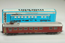 H0 Märklin 4068 Classique SBB Wagon Restaurant Video Regarder -