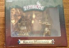 ZOMBICIDE BLACK PLAGUE BOB & MONTALBAN NEW AND SEALED
