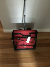 Children's Kids Red Pirate Travel Suitcase bag Backpack