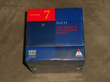 Bach: Motets, Chorales and Songs 7 (CD, Oct-1999, 7 Discs, Teldec (USA))