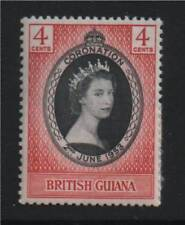 British Guiana 1953 Coronation SG 330 MNH