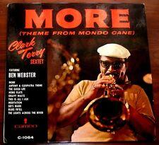 Clark Terry w/ Ben Webster  MORE 1963 Cameo C1064  VG++