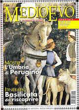 RIVISTA MEDIOEVO MAGGIO 2004 - PERUGINO - UMBRIA - ANIMALI - GERMANIA