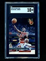 1993-94 Fleer Ultra #30 Michael Jordan SGC 10