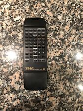 TEAC Remote Control UR-406 Tested All Buttons Working