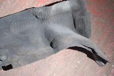 Bmw E34 série 5 86-97 525 540 siège arrière plancher tapis section tissu gris