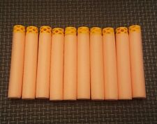 Streamlines 100 Orange Darts EKIND Waffle Hollow Work with Nerf Elite Blasters