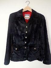 Designer VTG Moschino Velvet Stunning Detail Size 8 AU Women's Jacket