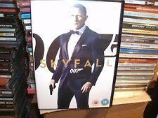 Skyfall (DVD, 2013) JAMES BOND,DANIEL CRAIG