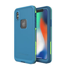 iPhone X Case Genuine LifeProof Fre Dust Shock Waterproof Cover for Apple Cowabunga Wave