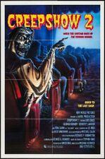 CREEPSHOW 2 original film / movie poster