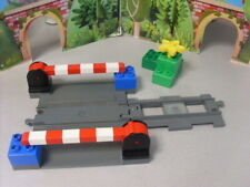 LEGO DUPLO THOMAS TRAIN - LEVEL CROSSING 3773 SET