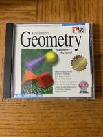 Multimedia Geometry PC Cd