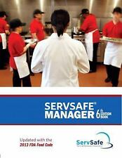 ServSafe Manager Revised with ServSafe Online Exam Voucher (6th Edition)