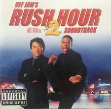 Soundtrack:Rush Hour 2  - CD ( New)