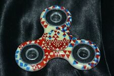 Native American Cloth Clothing Design Fidget Spinner Toys Figet Spiner NEW