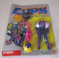 Hasbro 80's Cops N Crooks Hyena MOC 100% Complete Weapons