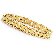 Invicta Men's Watch Elements Yellow Gold Plated Stainless Steel Bracelet 30335