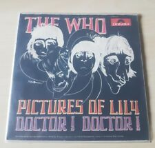 The Who - Pictures of Lily, Doctor! Doctor! Vinyl NM EX Single Polydor