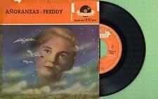 FREDDY QUINN Fernweh und Sehnsucht POLYDOR 20266 EPH Pressing Spain 1958 EP VG